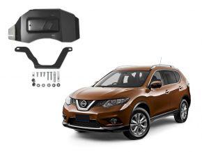 Oceľový kryt diferenciálu pre Nissan X-Trail 4WD 2,0; 4WD 2,5 (iba pre uvedenu motorizaciu!), 2015-