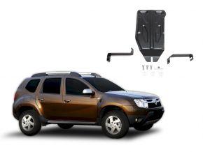 Oceľový kryt diferenciálu pre Dacia Duster 4WD 1,5d; 4WD 1,6; 4WD 2,0, 2010-2015; 2015-2018