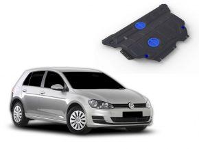 Oceľový kryt motora a prevodovky Volkswagen Golf VII 1,2TFSI; 1,4TFSI (122hp) 2013-