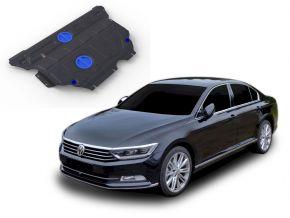 Oceľový kryt motora a prevodovky Volkswagen Passat (B8) FWD 1,4TSI; FWD 1,8TSI 2015-