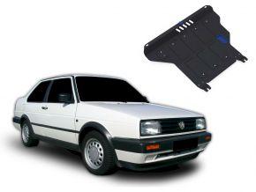 Oceľový kryt motora a prevodovky Volkswagen Jetta MT 1,6; 1,8 1984-1992