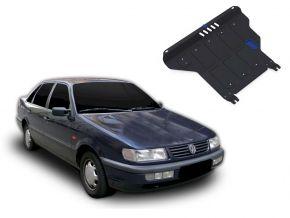 Oceľový kryt motora a prevodovky Volkswagen Passat MT 1,4; 1,6; 1,8; 2,0 1993-1997