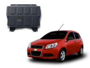 Oceľový kryt motora a prevodovky Chevrolet Aveo 1,2; 1,4 2008-2012