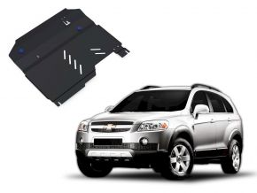 Oceľový kryt motora a prevodovky Chevrolet Captiva 2,4; 3,2 2006-2011
