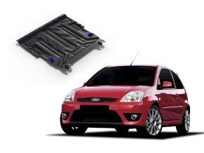 Oceľový kryt motora a prevodovky Ford Fiesta 1,3; 1,4; 1,6 2002-2008