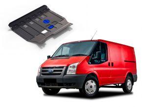 Oceľový kryt motora a prevodovky Ford Transit  FWD 2,2TDI (iba pre uvedenu motorizaciu!) 2007-2015