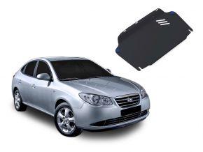 Oceľový kryt motora a prevodovky Hyundai Elantra 1,6; 2,0 2007-2011