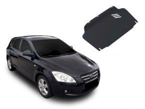 Oceľový kryt motora a prevodovky Kia Ceed / Ceed SW / Pro Ceed 1,4; 1,6; 2,0 2007-2012