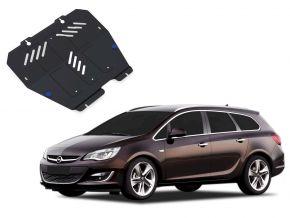 Oceľový kryt motora a prevodovky Opel Astra Family 1,4; 1,6; 1,8 2012-