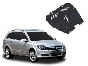 Oceľový kryt motora a prevodovky Opel Astra 1,4; 1,6; 1,8 2004-2009