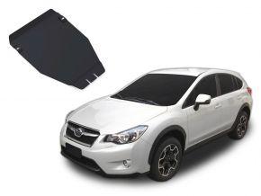 Oceľový kryt motora a prevodovky Subaru Impreza XV pasuje na všetky motory 2010-2012
