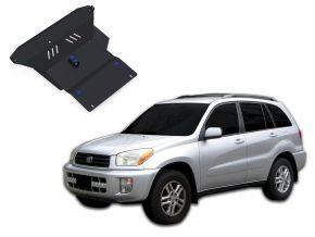 Oceľový kryt motora a prevodovky Toyota RAV4 1,8; 2,0 2000-2006
