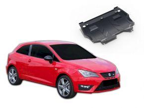 Oceľový kryt motora a prevodovky Seat Ibiza pasuje na všetky motory 2008-2014