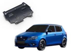 Oceľový kryt motora a prevodovky Skoda Fabia RS 1,4TSI 2010-2015
