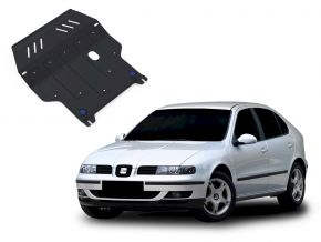 Oceľový kryt motora a prevodovky Seat Leon pasuje na všetky motory 1998-2005