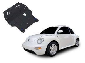 Oceľový kryt motora a prevodovky Volkswagen New Beetle pasuje na všetky motory 1998-2005