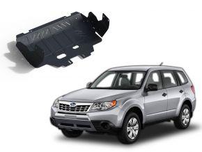 Oceľový kryt motora a chladiča pre Subaru Forester CVT 2,0; 2,5 2013-2016; 2016-2018