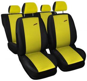 Autopoťahy univerzálne XR žlté