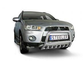 Predné rámy pre Steeler Mitsubishi Outlander 2010-2012 Typ G