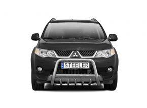 Predné rámy pre Steeler Mitsubishi Outlander 2007-2010 Typ G
