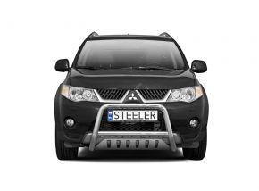 Predné rámy pre Steeler Mitsubishi Outlander 2007-2010 Typ S