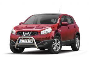 Predné rámy pre Steeler Nissan Qashqai 2010-2013 Typ A