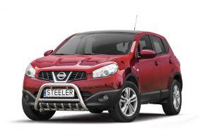 Predné rámy pre Steeler Nissan Qashqai 2010-2013 Typ G