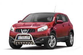 Predné rámy pre Steeler Nissan Qashqai 2010-2013 Typ S