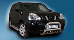 Predné rámy pre Steeler Nissan X-Trail 2007-2010 Typ G