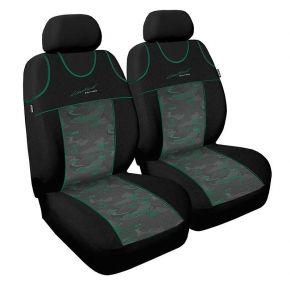 Autotričká Limited, zelené, predné 2ks